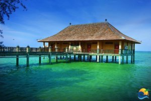 Bintan Agro Beach Resort - Blue Ocean Junior Suite