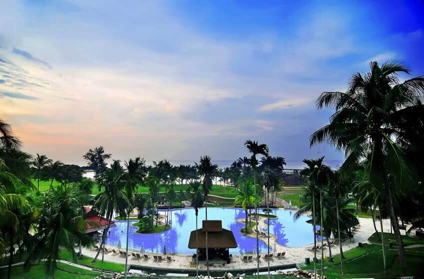 Bintan Lagoon Resort - Pool