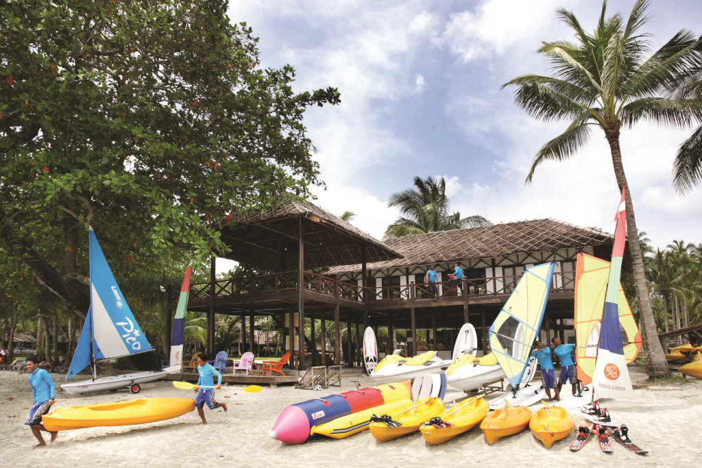 Nirwana Beach Club - Seasports Centre