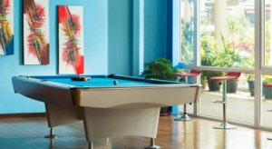 Activities Pool Table