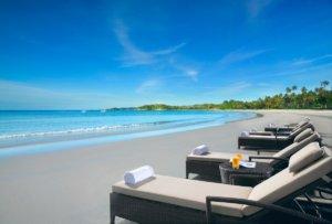 Beach and Sun Beds