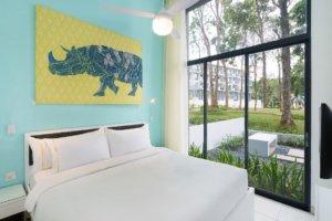 2-Bedroom Loft Master Room