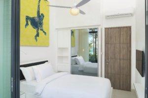2-Bedroom Loft Single Bedroom