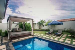 Private Pool and Outdoor Area